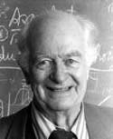 Linus Pauling - Famous scientist and winner of two Nobel Prizes